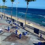 Prefeitura pretende instalar 20 contêineres subterrâneos até 2015