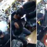 Vídeo flagra o exato momento da explosão da bateria de um celular Samsung, assista