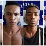 Polícia desarticula quadrilha em Santo Antônio de Jesus