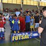Iniciada a primeira Copa I.L.A. de futsal em Mutuípe