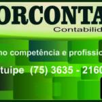 ORCONTAF contabilidade trabalhando com operações empresariais e atuando com ética e profissionalismo.