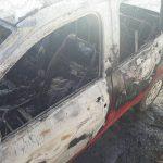 Carro de blogueira é incendiado no interior da Bahia