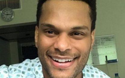 """Após se recuperar de malária, Tony Salles comemora retorno à academia: """"Perdi 10kg"""""""