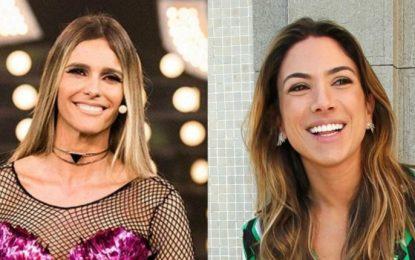 Fernanda Lima alfineta Silvio Santos e Pat Abravanel entra na briga