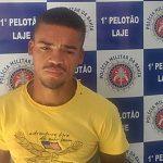 PM recupera veiculo roubado no município de Laje