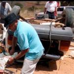 Mutuipenses que seguiam para Bom Jesus da Lapa sofrem acidente de trânsito em Caetité