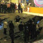 Vídeo: camarote desaba durante show de Ivete em Aracaju e deixa dezenas de feridos