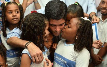 Salvador: Prefeitura entrega  o Centro Municipal de Educação Infantil Unidos de Castelo Branco