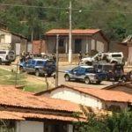 Grupo assalta Correios na Bahia e na fuga deixa dinheiro cair