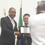 SAJ: Radialista Ney Bacceli  é homenageado com título de Cidadão Santoantoniense