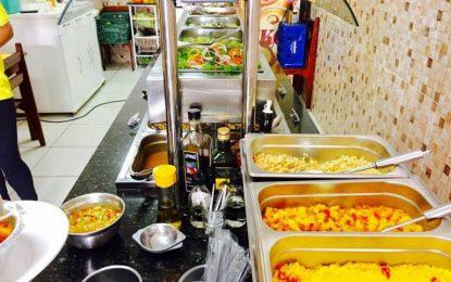Clique e confira o cardápio do Restaurante Saborear desta quarta-feira (13)