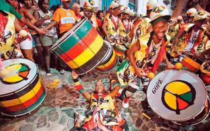 Olodum se torna patrimônio cultural imaterial da Bahia