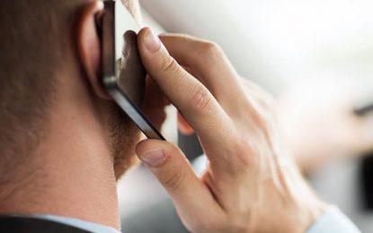 Mantenha o celular distante do corpo