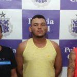 Sequestradores são presos no aeroporto de Salvador após receberem dinheiro de resgate